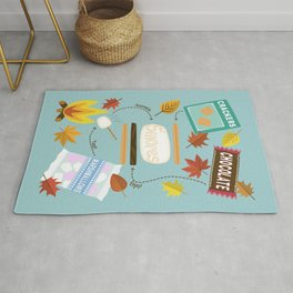 S'mores Rug