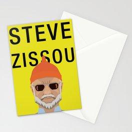 Steve's face Stationery Cards