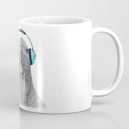 The better to Hear You / Para Oírte Mejor Coffee Mug