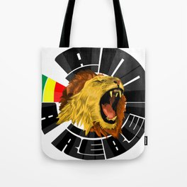 I am a Rebel Tote Bag