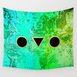 Shape your world Wall Tapestry