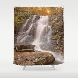 Jones Sun Waterfall Shower Curtain