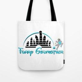 Furry Godmother Tote Bag