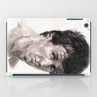 rocky iPad Cases featuring Rocky by ChrisHdzArt