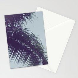 Stormy Palms Stationery Cards