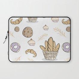 Bakery Baking Goods Bake Baker Laptop Sleeve