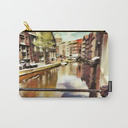 Amsterdam Waterways - 2 Painting Carry-All Pouch