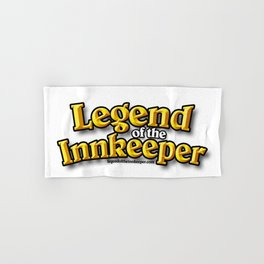 Legend of the Innkeeper Podcast Hand & Bath Towel