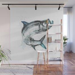 Tarpon Fish Wall Mural