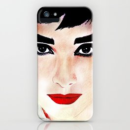The Great Beauty iPhone Case