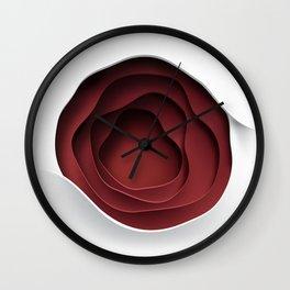 Flower (2008) Wall Clock