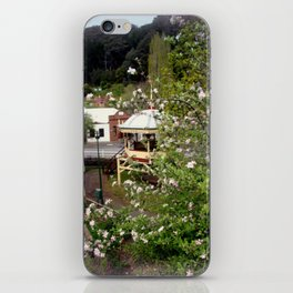Gazebo iPhone Skin