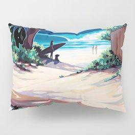 Ehukai Afternoon Pillow Sham