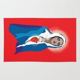 Virgin of Guadalupe Rug