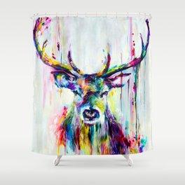 JAGGO DEER Shower Curtain