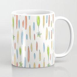 Multicolor Rainfall pattern Coffee Mug