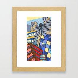 Mississauga Framed Art Print