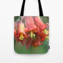 Red bells Tote Bag