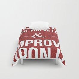 Improve Upon It Comforters