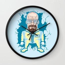 the danger Wall Clock