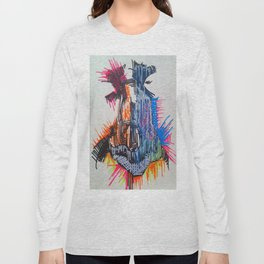 The Nose Knows Long Sleeve T-shirt