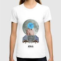 bubble T-shirts featuring Bubble by LOSKA