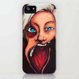 Grunt Felix iPhone Case