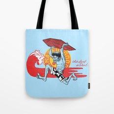 Dead Surf Tote Bag