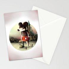 Mickey's Kingdom Stationery Cards