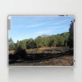 el Teide - Tenerifa Laptop & iPad Skin