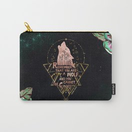 ACOWAR - You Are A Wolf Carry-All Pouch