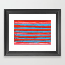 La Farandula Framed Art Print