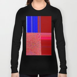 Re-Created Northern Cross27 by Robert S. Lee Long Sleeve T-shirt