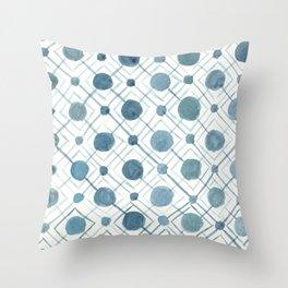 #06. CAROLE Throw Pillow
