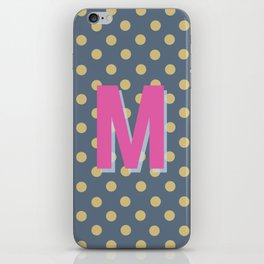 M is for Magical iPhone Skin