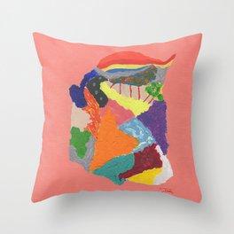 Creative Emotions Throw Pillow
