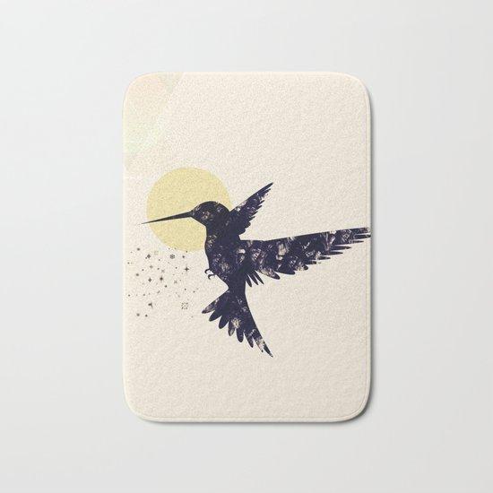 Bird X Bath Mat
