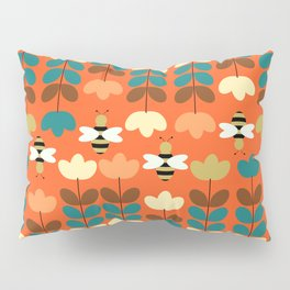 Happy workers Pillow Sham