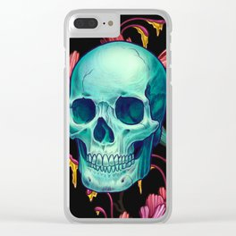 Poor Yorick Clear iPhone Case