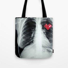 RX_heart Tote Bag
