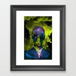 Kelly  Framed Art Print