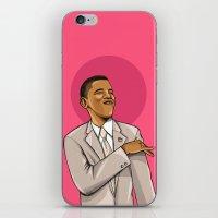 mcfreshcreates iPhone & iPod Skins featuring Easter Pink by McfreshCreates