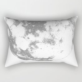 I've Been Here Before Rectangular Pillow