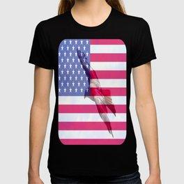 United States Freedom Flag T-shirt