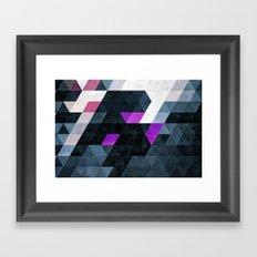 fynne Framed Art Print