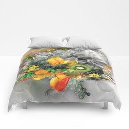 Vitamins 1 Comforters
