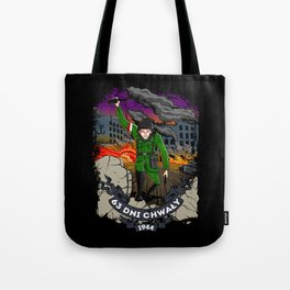 Warsaw Uprising Tote Bag