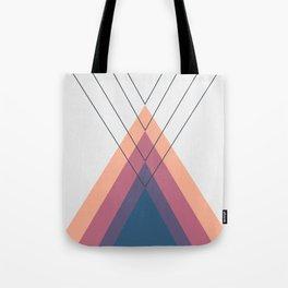Iglu Sunset Tote Bag