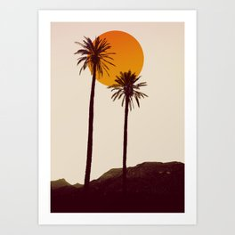 how tall are you Art Print