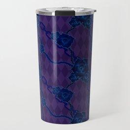 Thorny Rose Vines with Chains Travel Mug